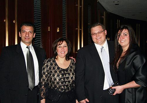 Joe & Loretta Cocchiara, Kenneth Scott and Corey Neu